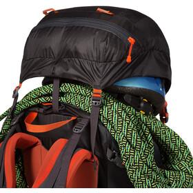 Bergans Helium 40 Backpack solid charcoal/koi orange